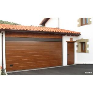 Puerta de Garaje Seccional Residencial