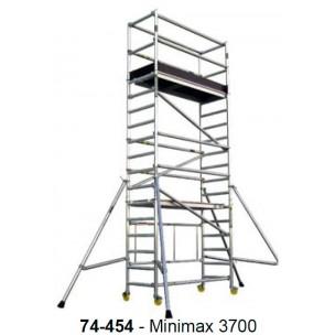 Torre Móvil Gayner MiniMax 3700