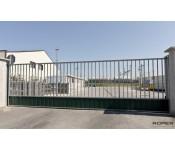 Puerta Corredera Cancela Industrial